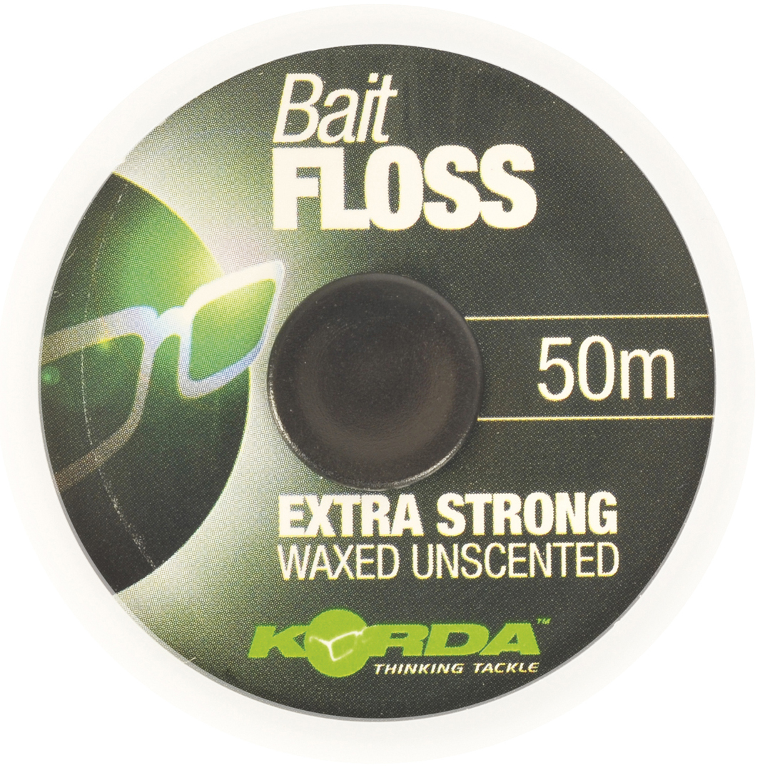 Korda Bait Floss Extra Strong 50m Spool