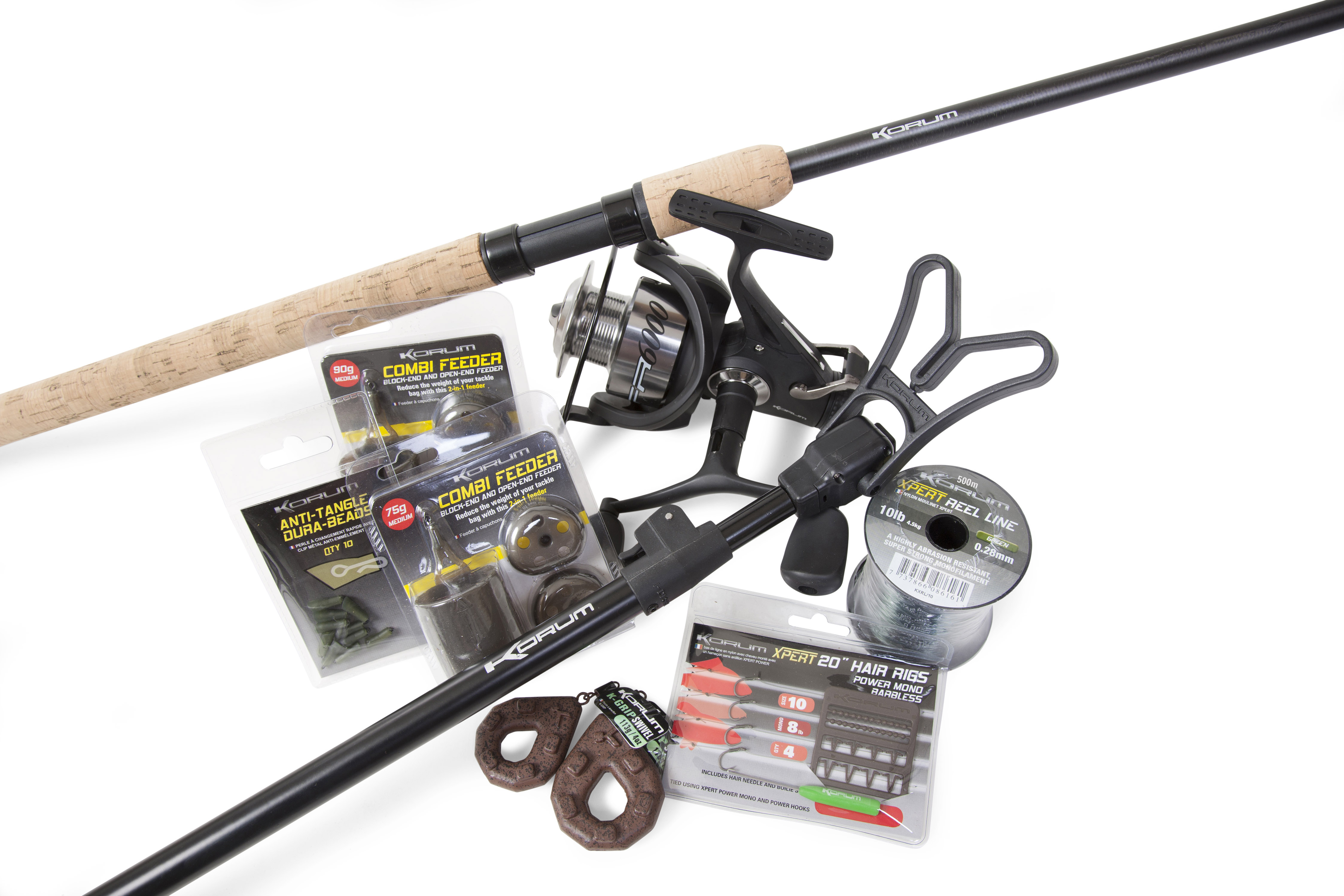 Korum barbel kit glasgow angling centre for Fishing tackle kits