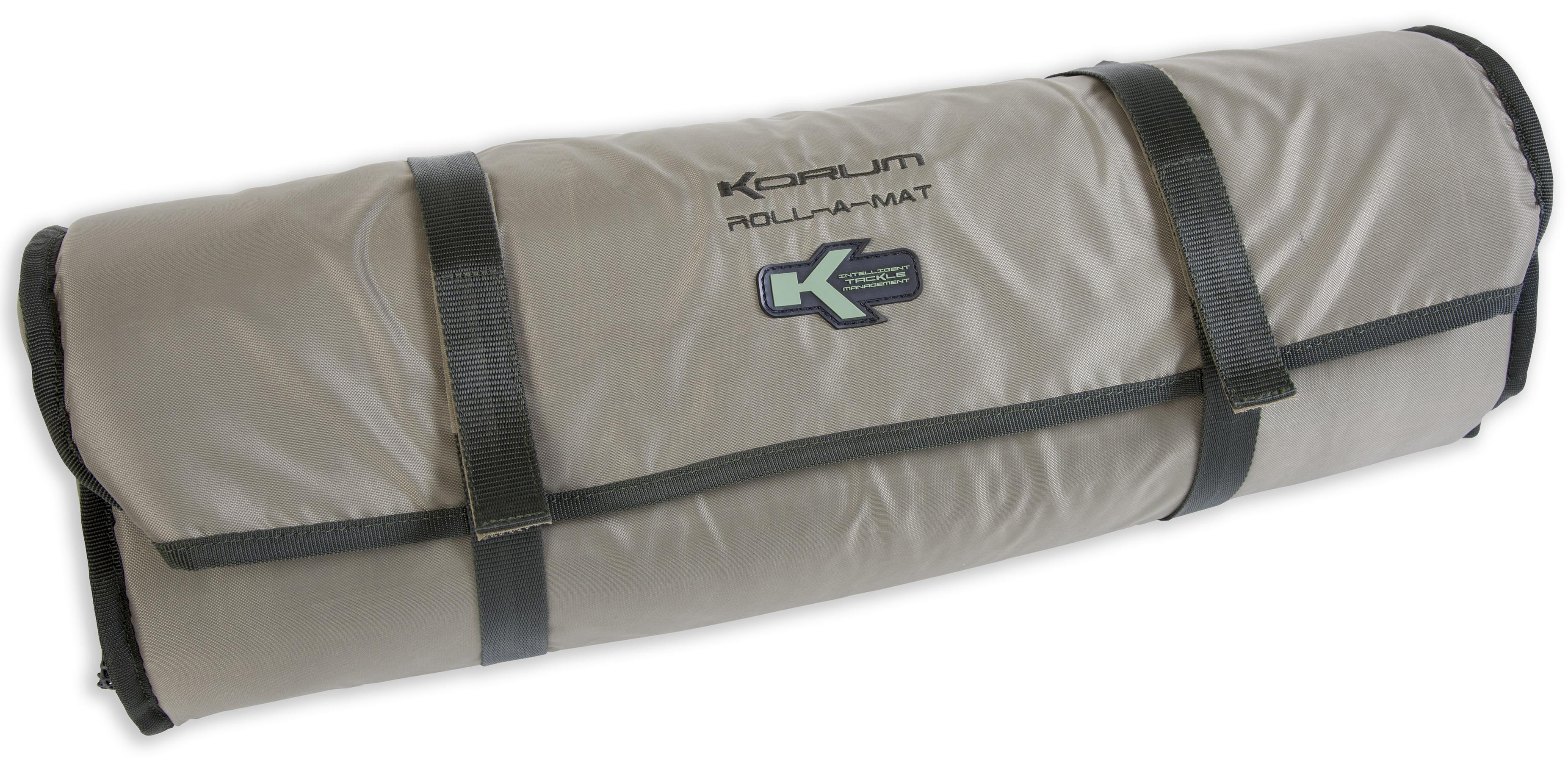 Korum Deluxe Roll A Mat Glasgow Angling Centre