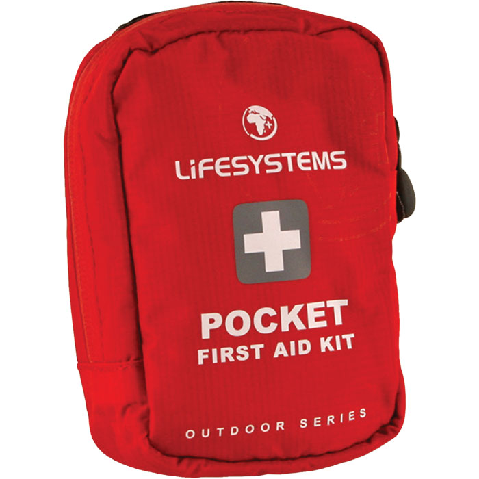 Life systems pocket first aid kit glasgow angling centre for Pocket fishing kit