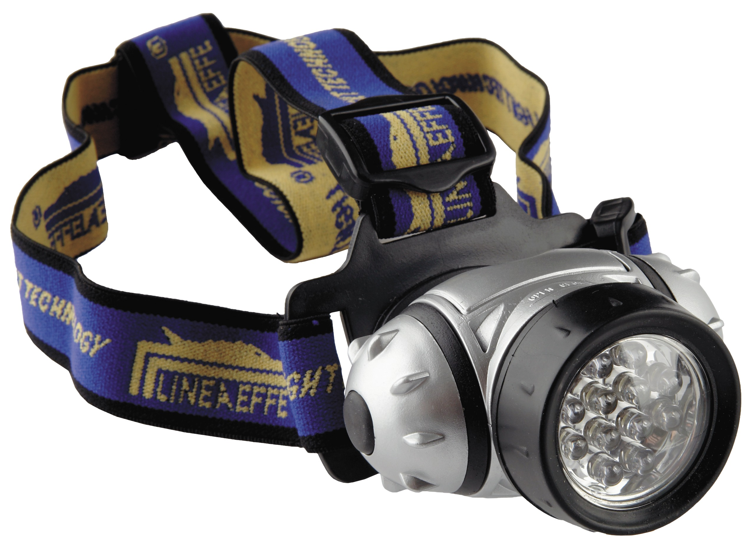 Lineaeffe 12 Led Head Lamp – Glasgow Angling Centre
