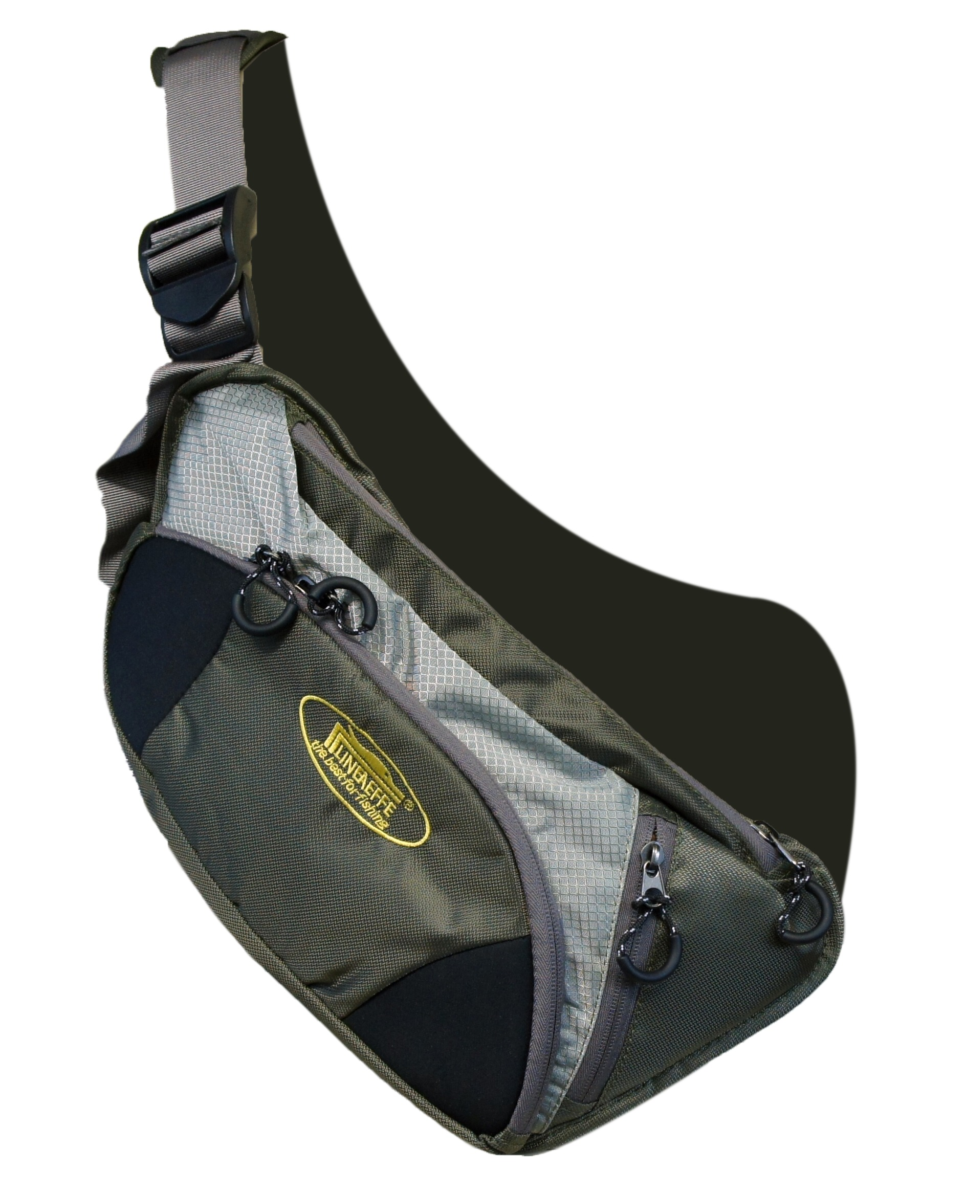 Lineaeffe sling pack glasgow angling centre for Fishing sling pack