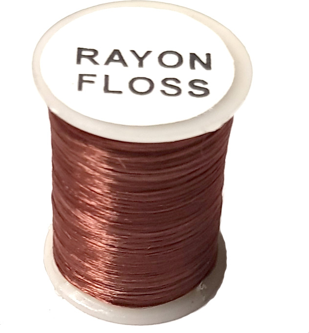 lureflash white flexi floss