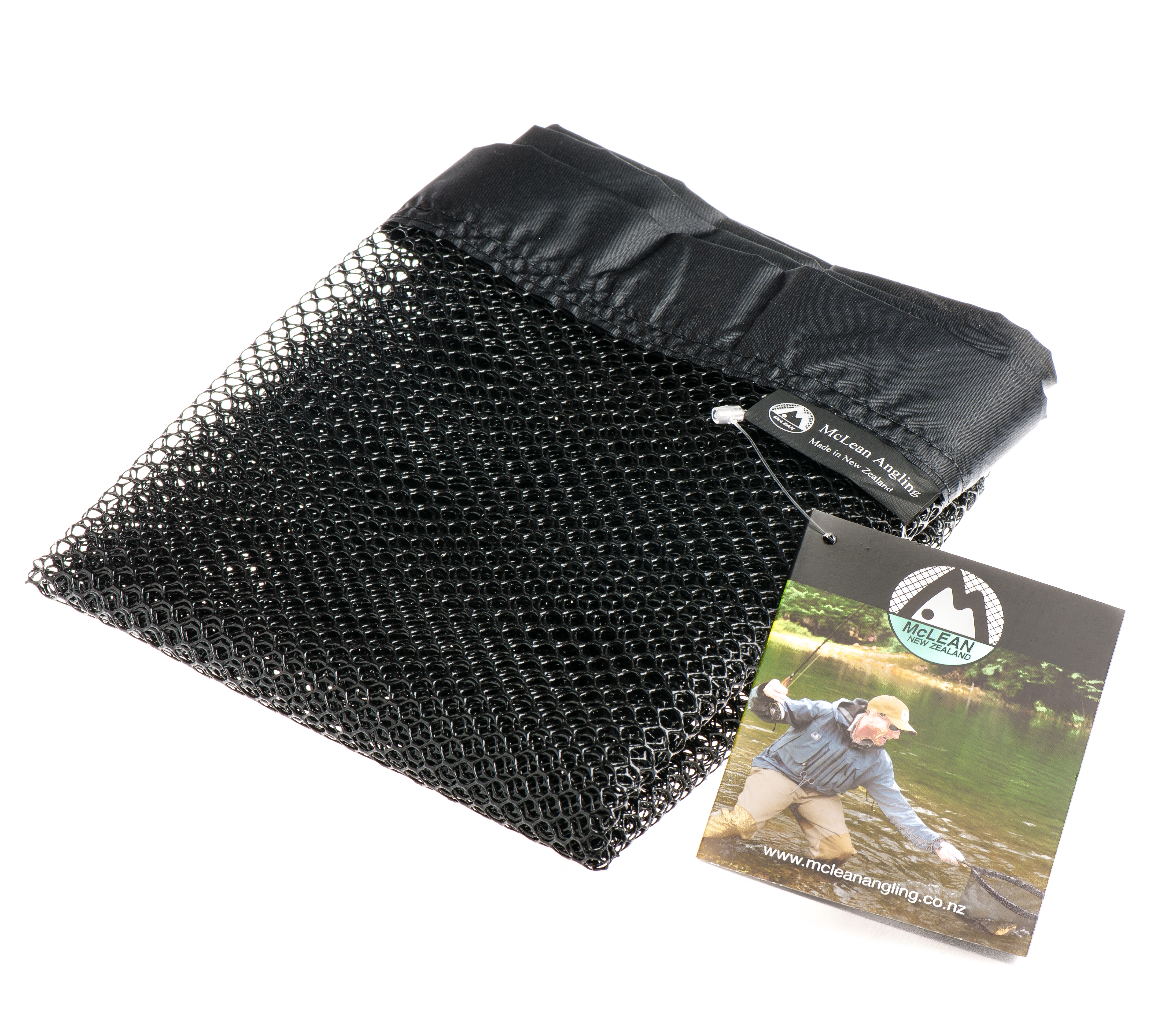 Mclean rubber netbag glasgow angling centre for Rubber fishing nets