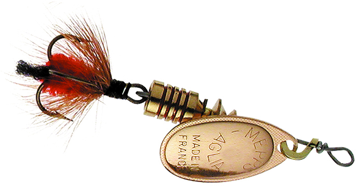 Mepps aglia fly lures glasgow angling centre for Mepps fishing lures