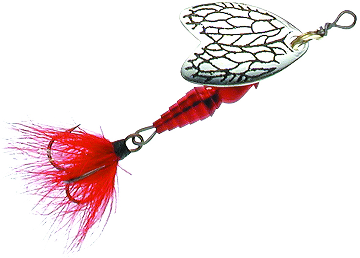 Mepps thunderbug lures size 2 glasgow angling centre for Mepps fishing lures