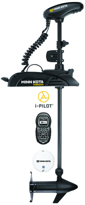 Terrova i-Pilot Combo 55/IP BT 54