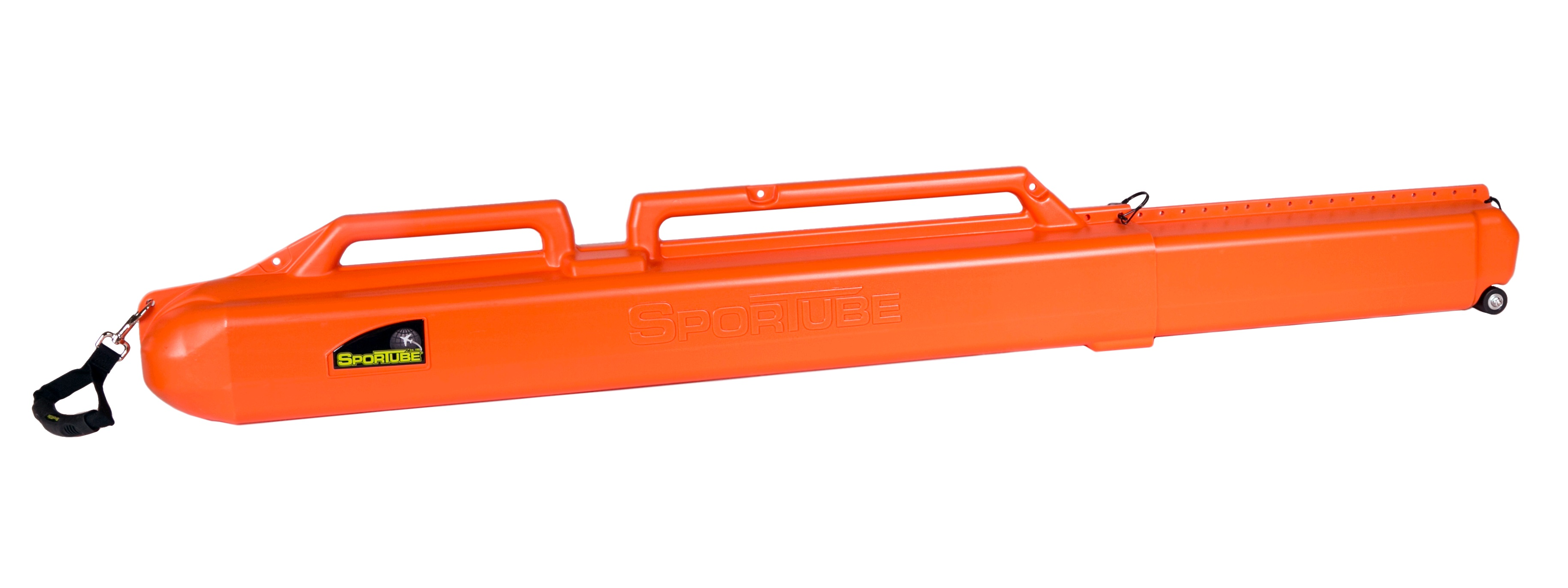 Sportube Blaze Orange Rod Tubes Glasgow Angling Centre