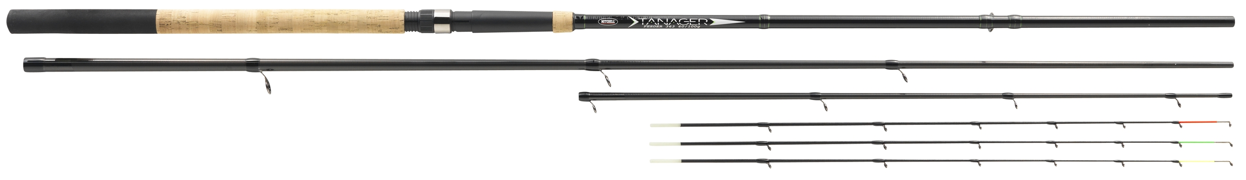 Mitchell tanager feeder rods glasgow angling centre for Mitchell fishing rod