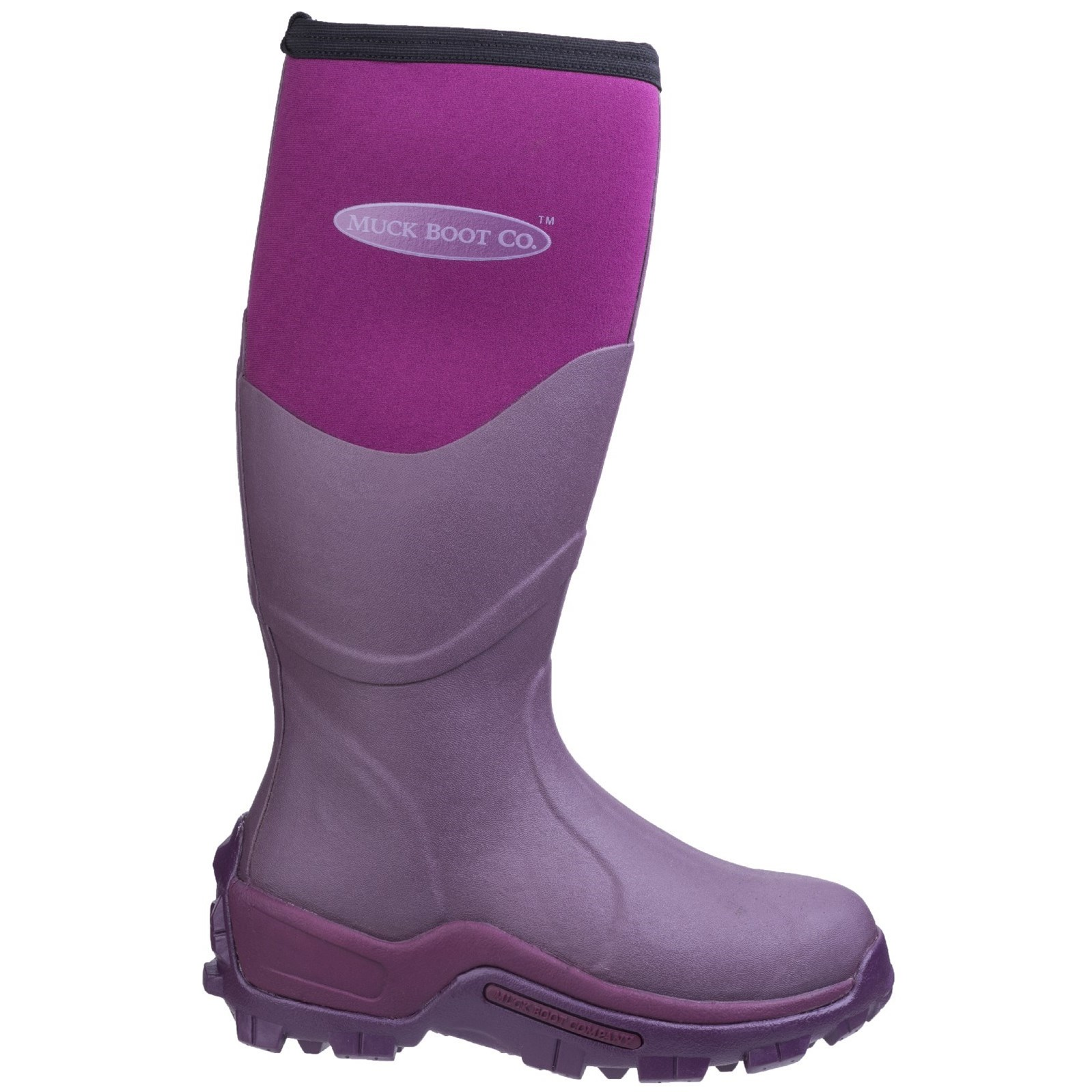 Muck boots women 39 s greta fuchsia glasgow angling centre for Commercial fishing boots