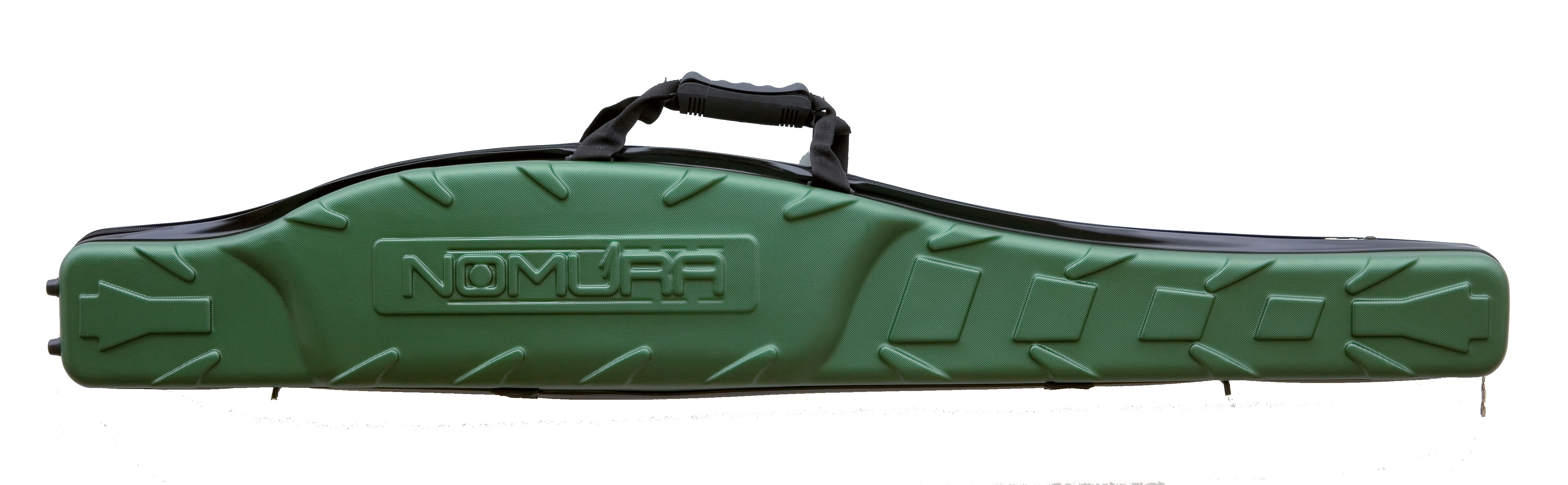 Nomura rod case glasgow angling centre for Ice fishing rod case