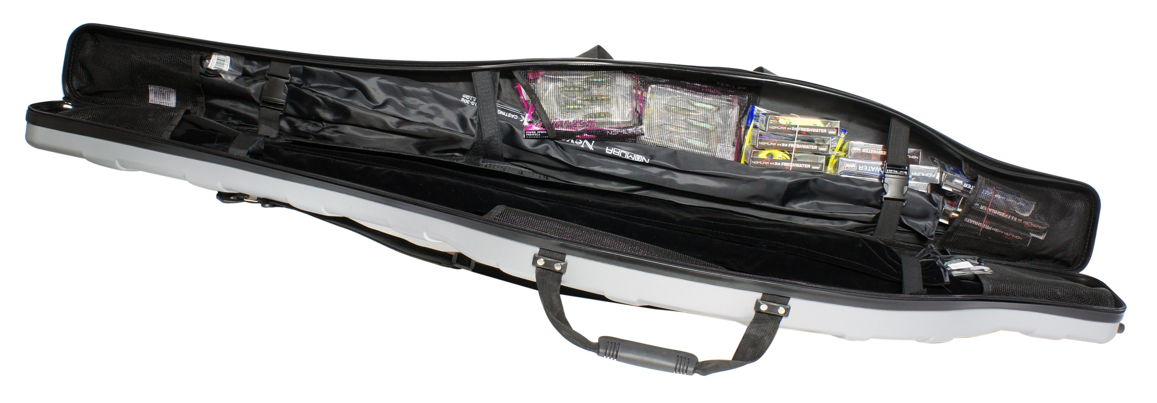 Nomura rod case glasgow angling centre for Fishing pole travel case