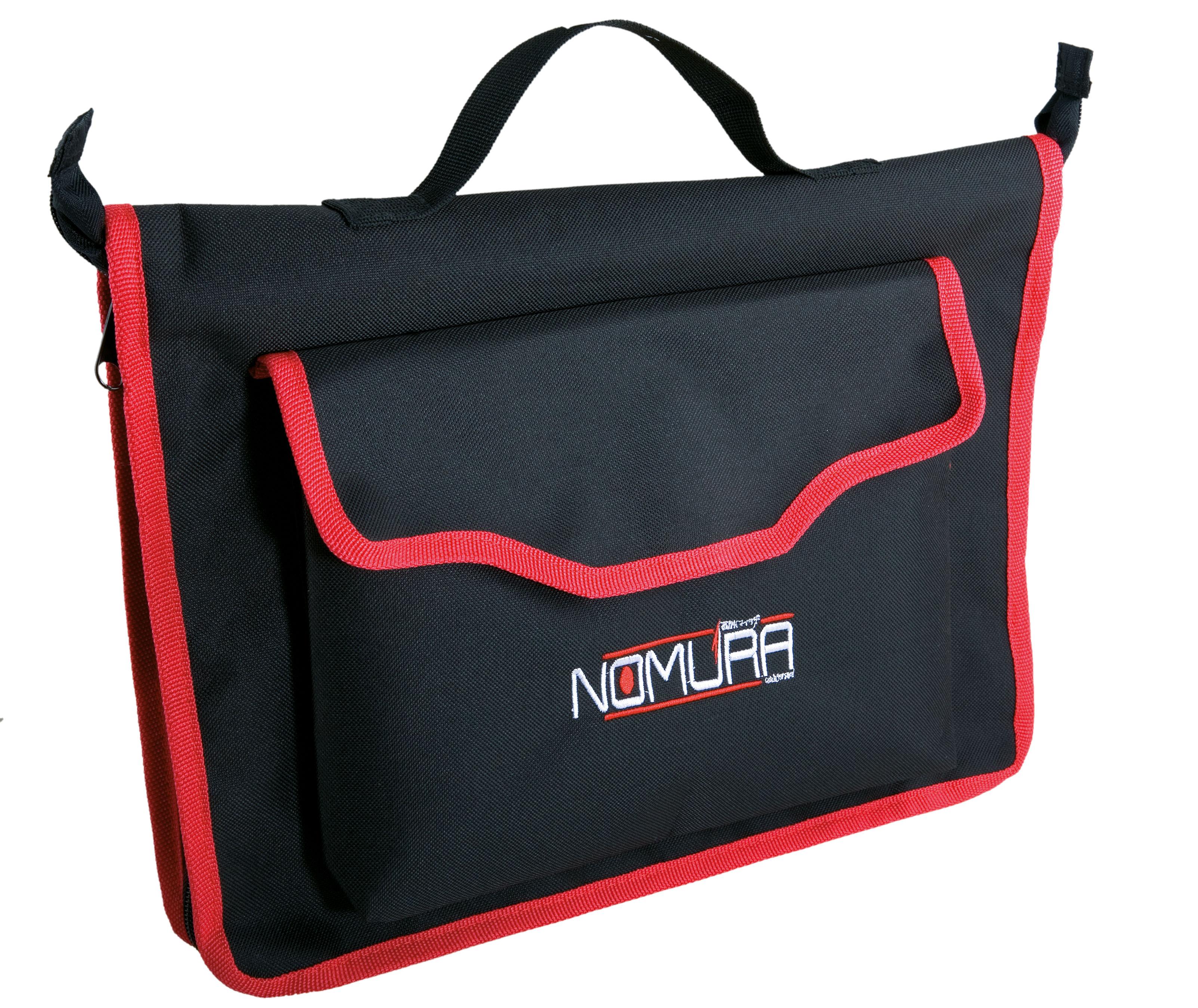 Nomura narita tackle rig organizer bag glasgow angling for Rigged fishing backpack