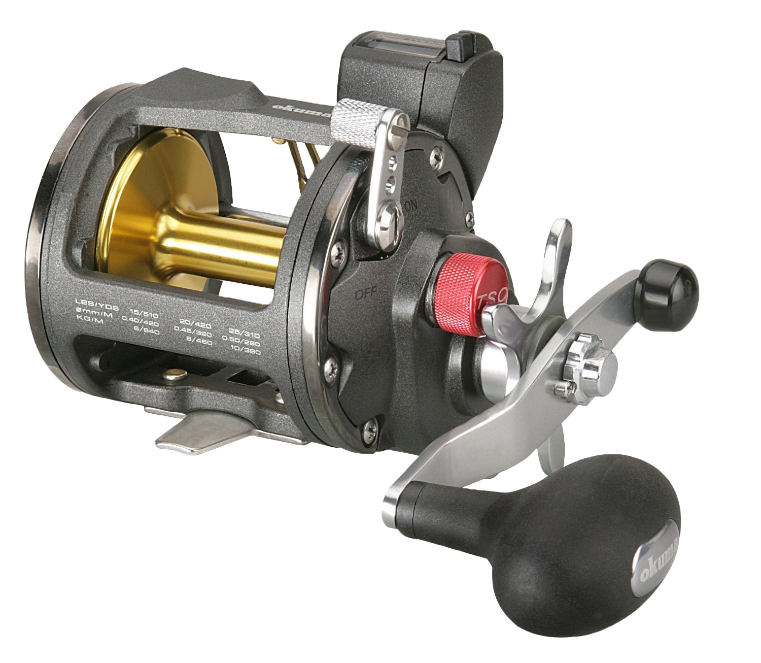Okuma Clarion Line Counter Clr Multiplier Reel Glasgow