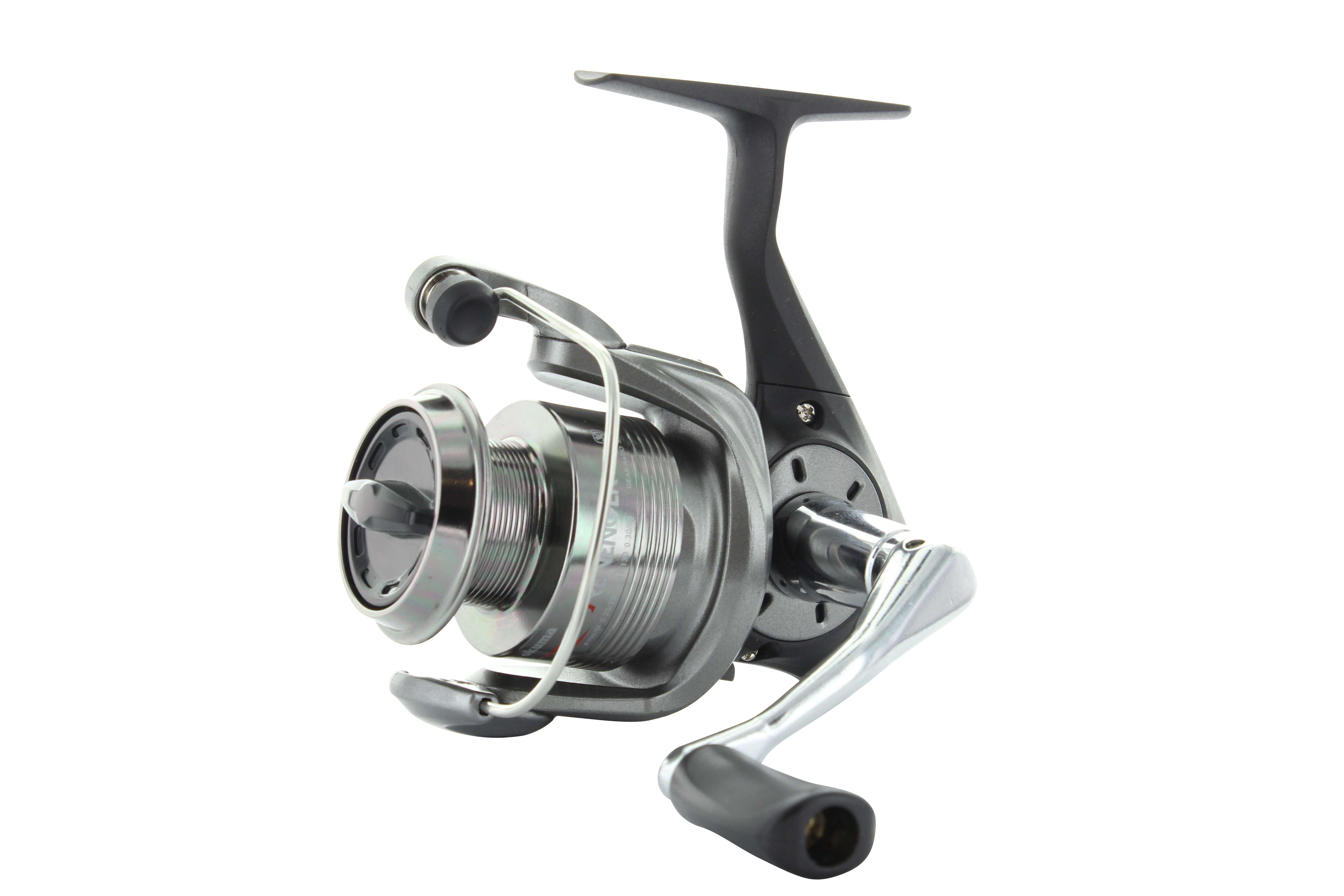 Okuma revenger pro spinning reel glasgow angling centre for Okuma fishing reels
