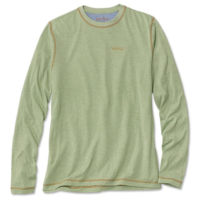 4976e2e8c16 Orvis DriRelease Casting Crew Neck Long Sleeve Shirt – Glasgow ...