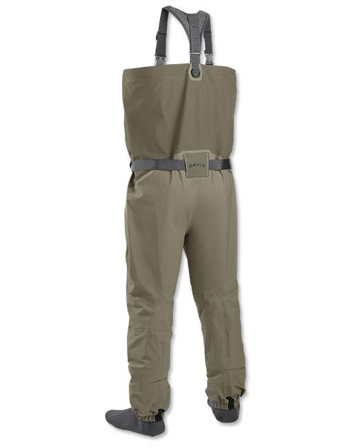 Orvis silver sonic guide breathable chest waders for Chest waders for fishing