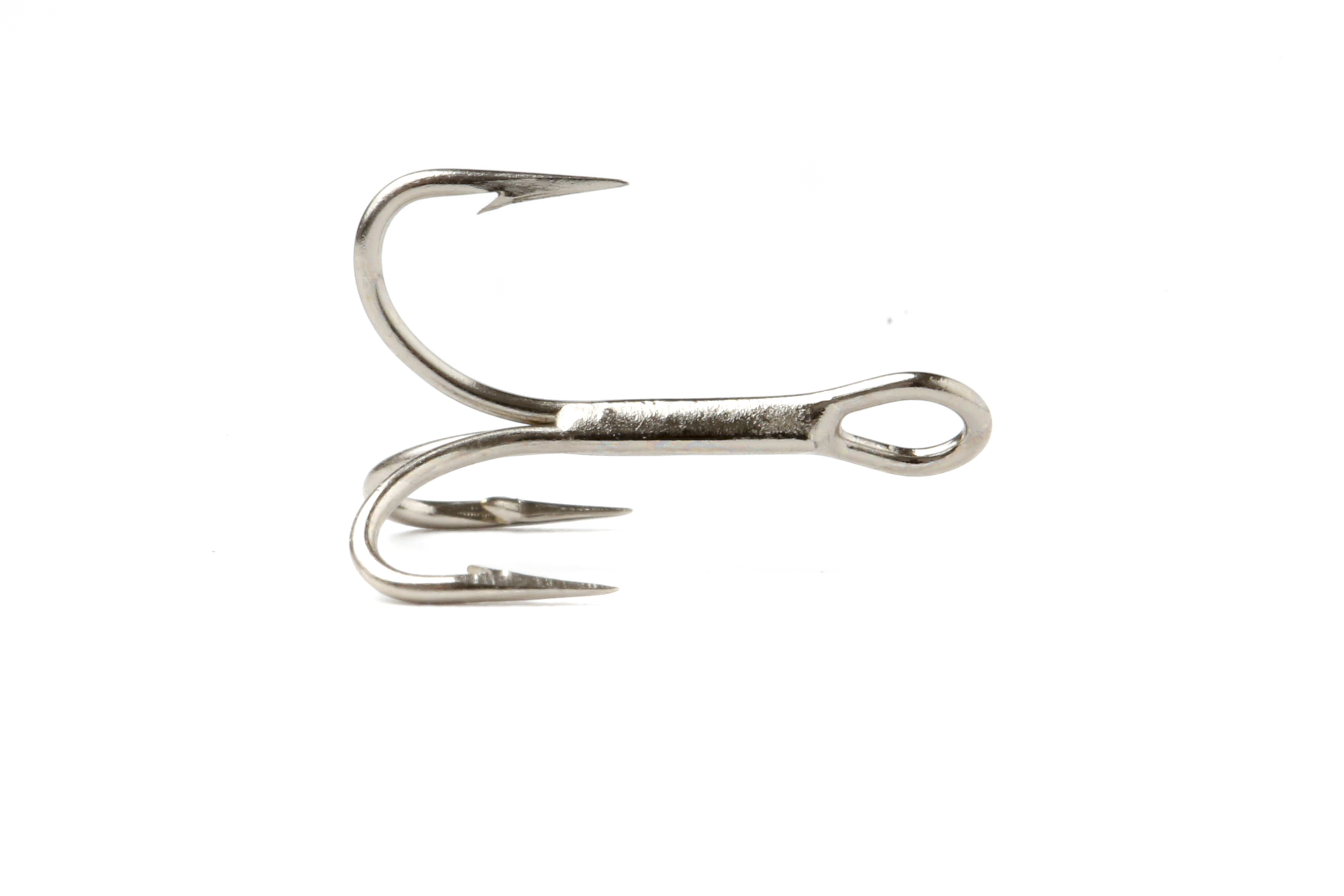 Ten Veniard Waddington Shanks for Sea Trout and Salmon Fly Tying Hooks