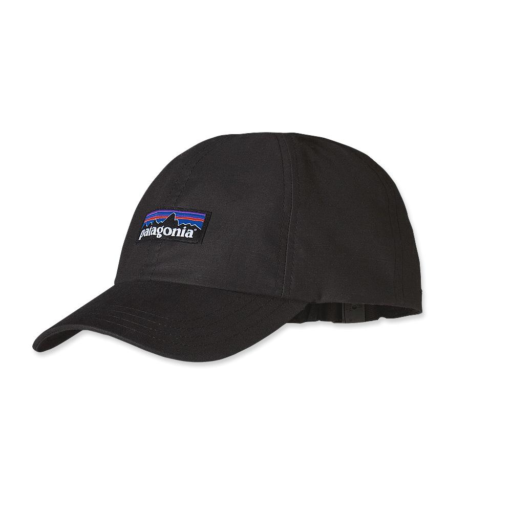 Patagonia fitz roy p logo hat black glasgow angling centre for Patagonia fly fishing hat