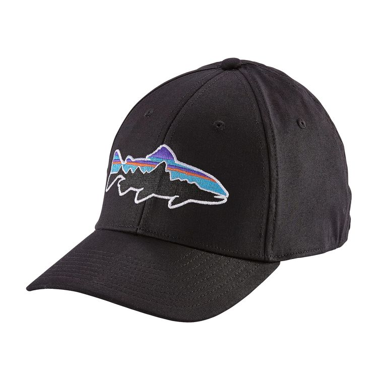 Patagonia Fitz Roy Trout Stretch Fit Hat – Glasgow Angling Centre 88bc2469c64