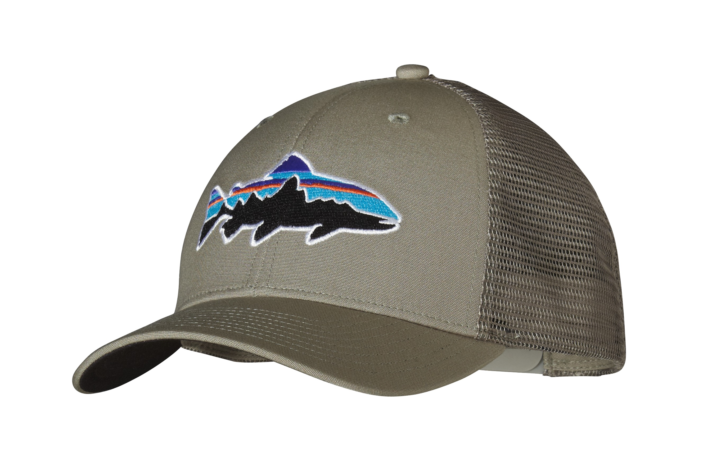 Patagonia fitzroy trucker hat glasgow angling centre for Fishing trucker hats