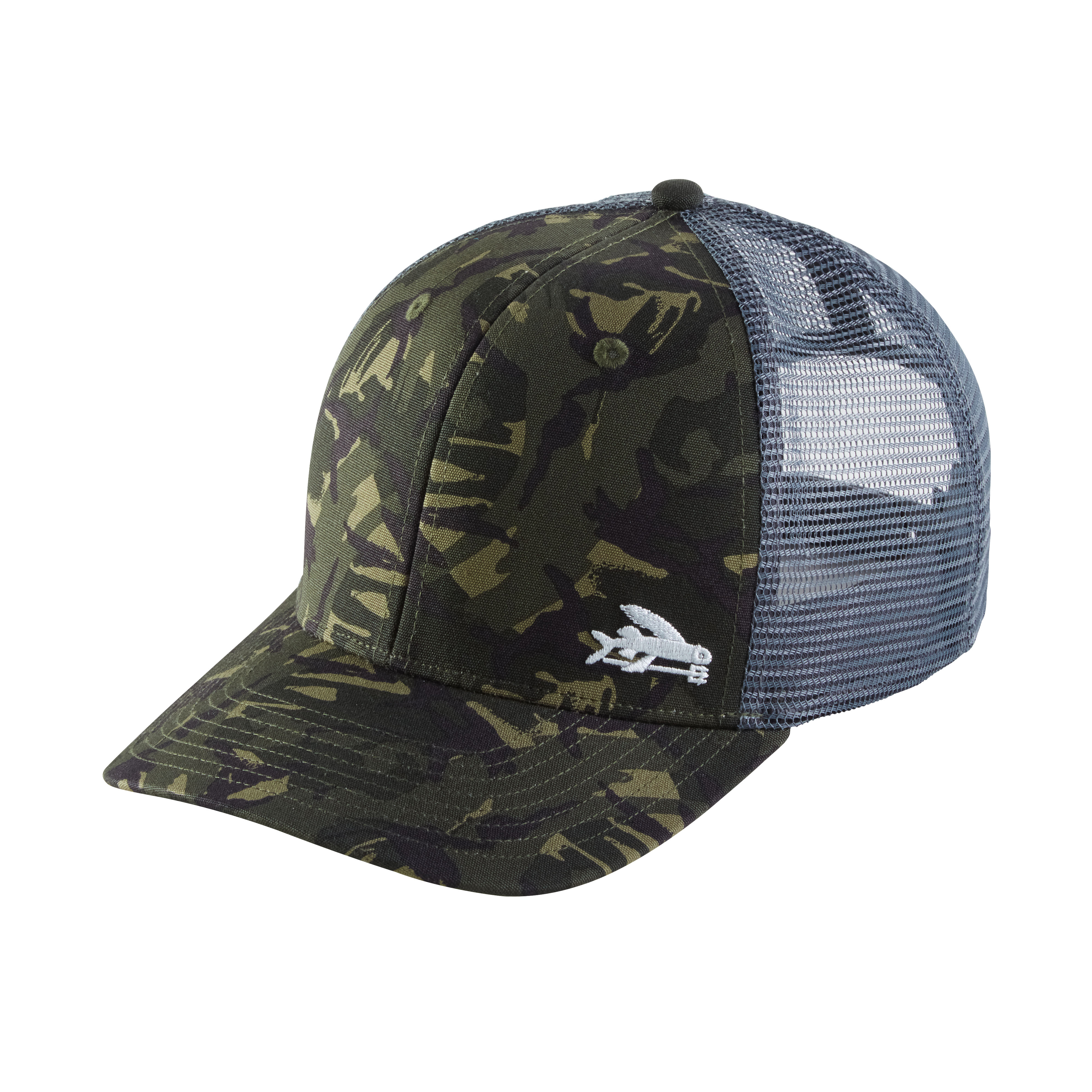 Patagonia flying fish trucker hat glasgow angling centre for Fly fishing trucker hat