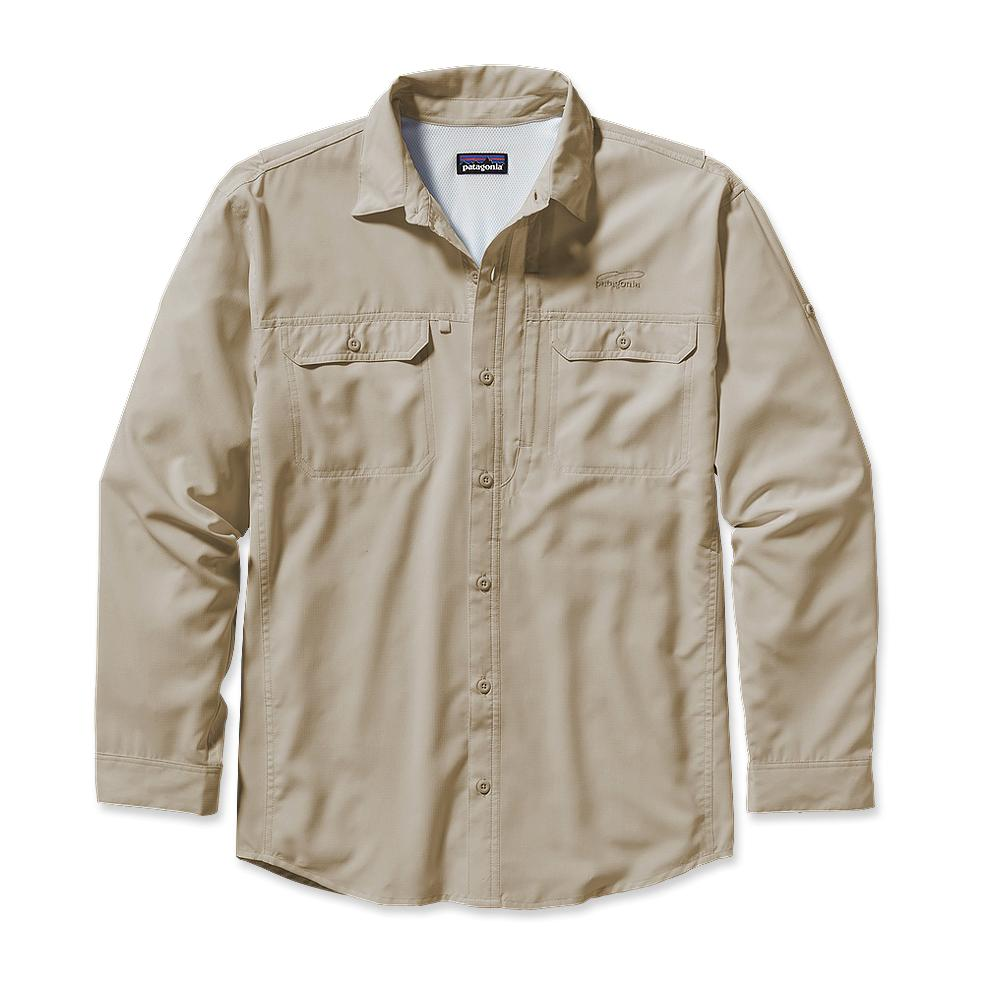 Patagonia men 39 s long sleeve sol patrol shirt fa14 sp14 for Patagonia fishing shirt