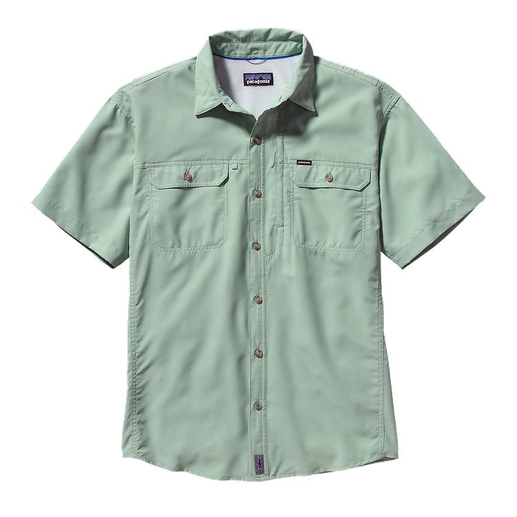 Patagonia m 39 s sol patrol ii shirt glasgow angling centre for Patagonia fishing shirt