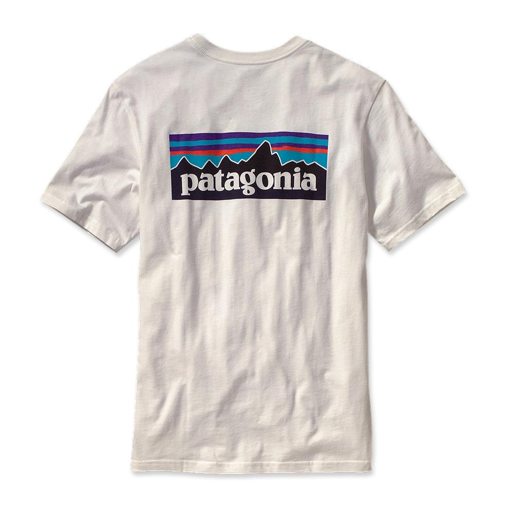 Patagonia m 39 s p 6 logo t shirt glasgow angling centre for Patagonia fishing shirt