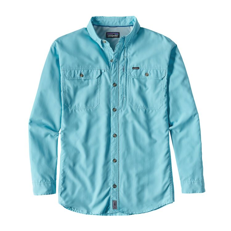 Patagonia men 39 s sol patrol ii shirt glasgow angling centre for Patagonia fly fishing shirt