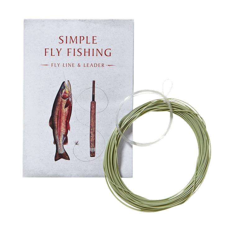 Patagonia sff fly line and leader glasgow angling centre for Fly fishing leader