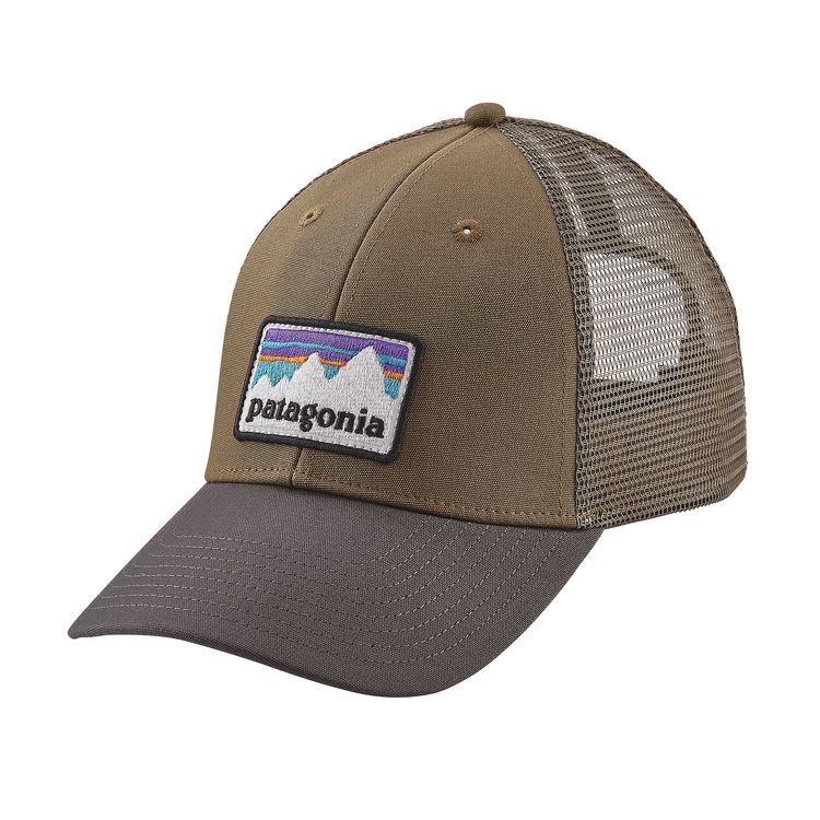 e89ac8a8ea0 Patagonia Shop Sticker Patch LoPro Trucker Hat – Glasgow Angling Centre