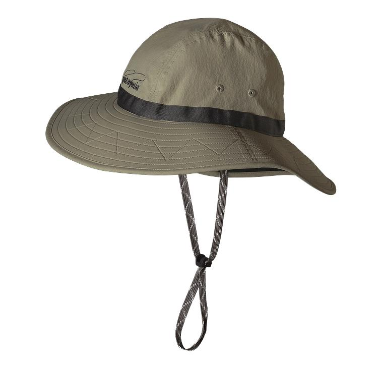 Patagonia sun booney glasgow angling centre for Patagonia fly fishing hat
