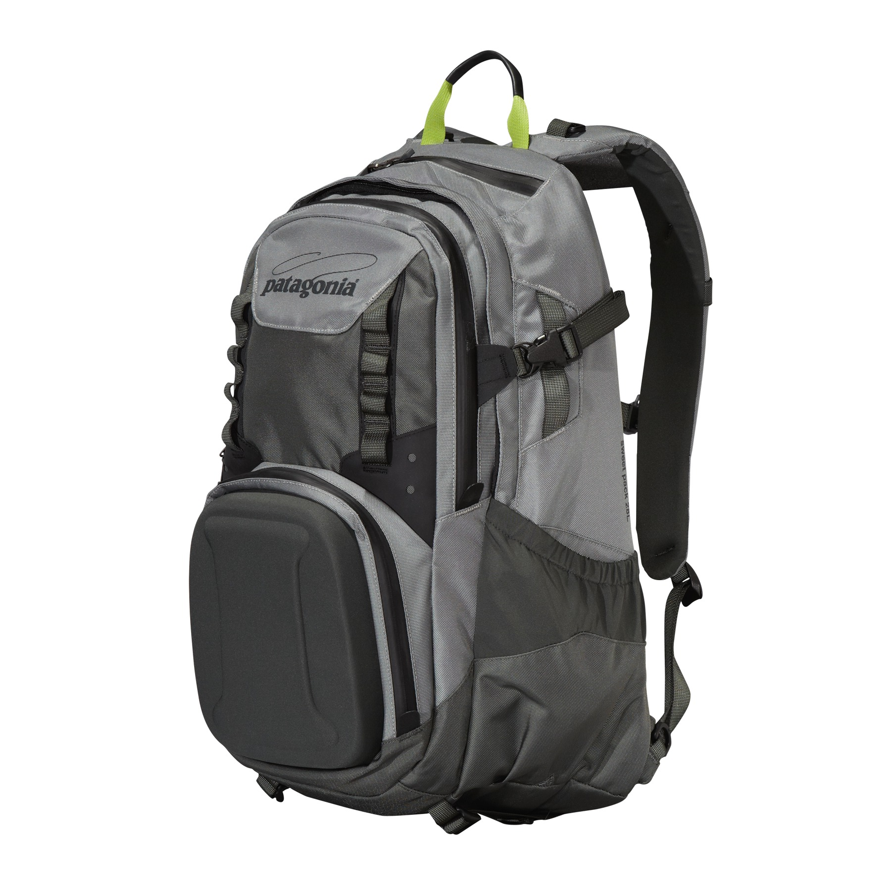 Patagonia sweet fish pack forge grey glasgow angling centre for Patagonia fly fishing
