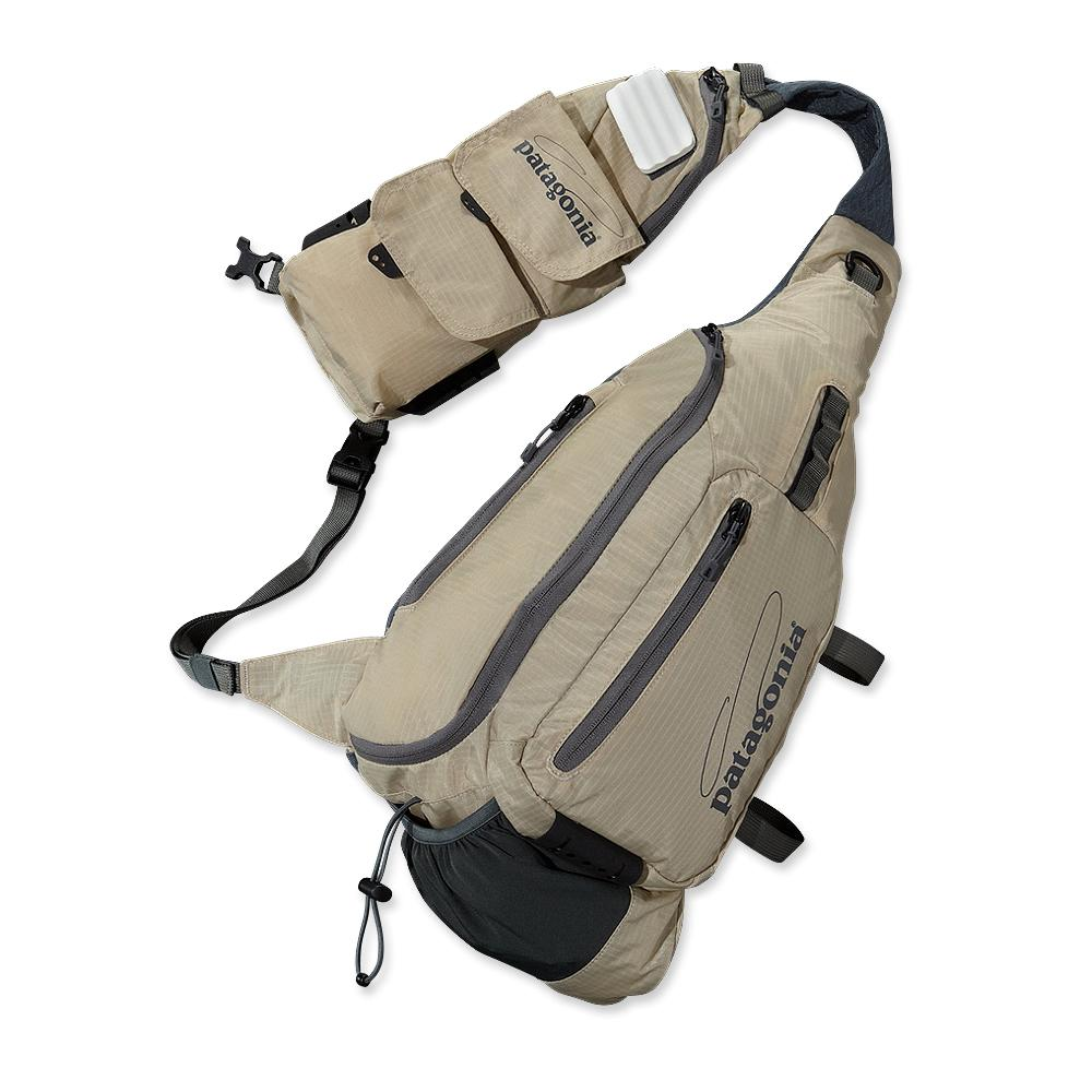 Patagonia vest front sling glasgow angling centre for Patagonia fly fishing