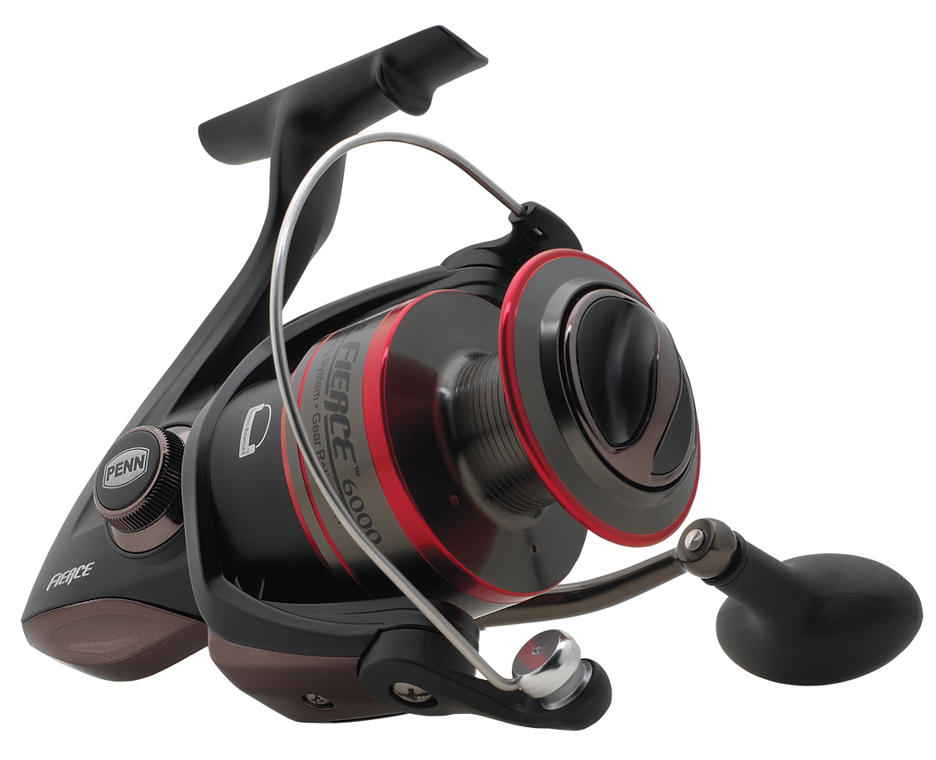 penn fierce spinning reel glasgow angling centre