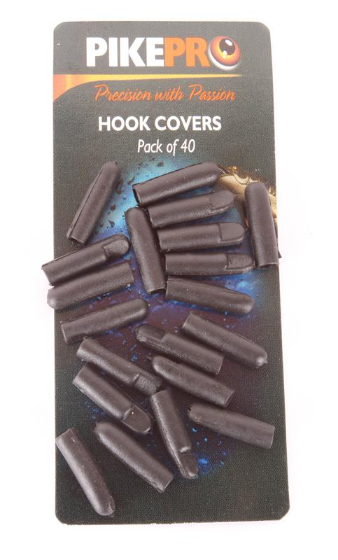 Pikepro hook covers 40pc glasgow angling centre for Fishing hook cover