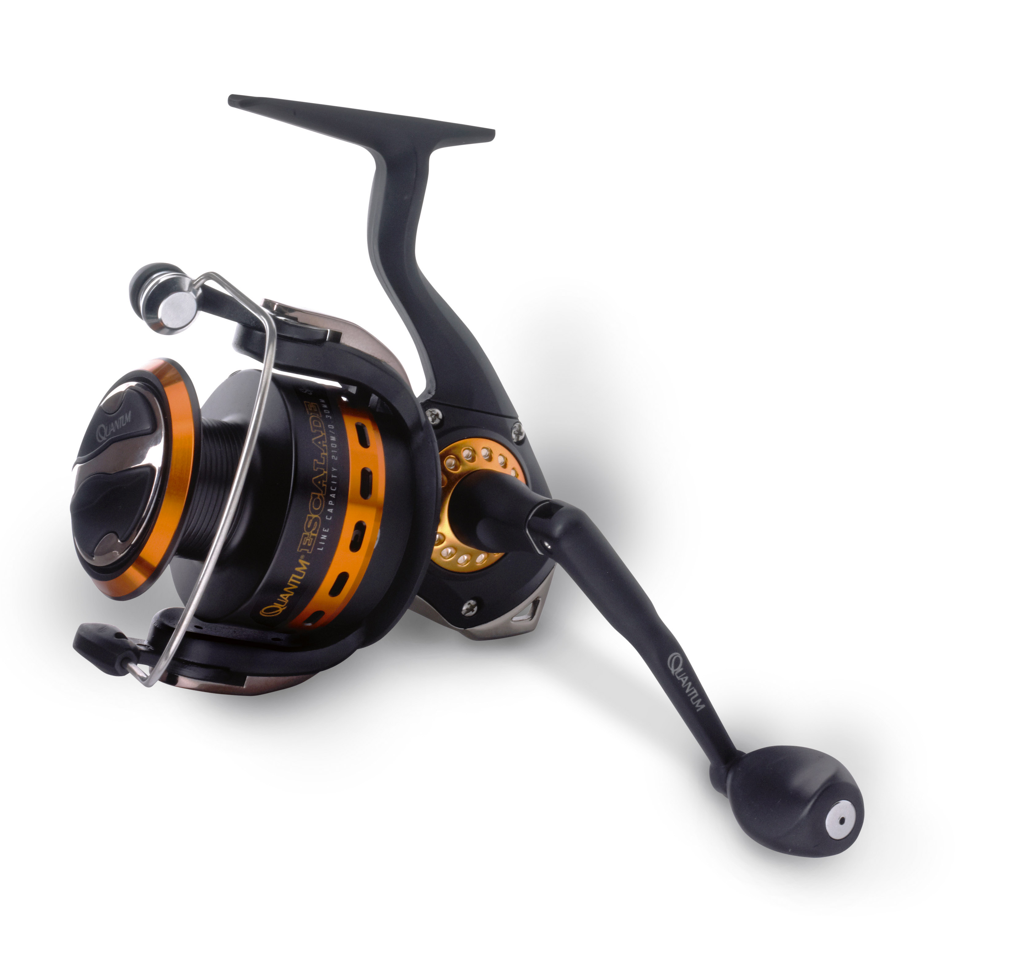 Quantum escalade spin reel 530fd glasgow angling centre for Quantum fishing reel