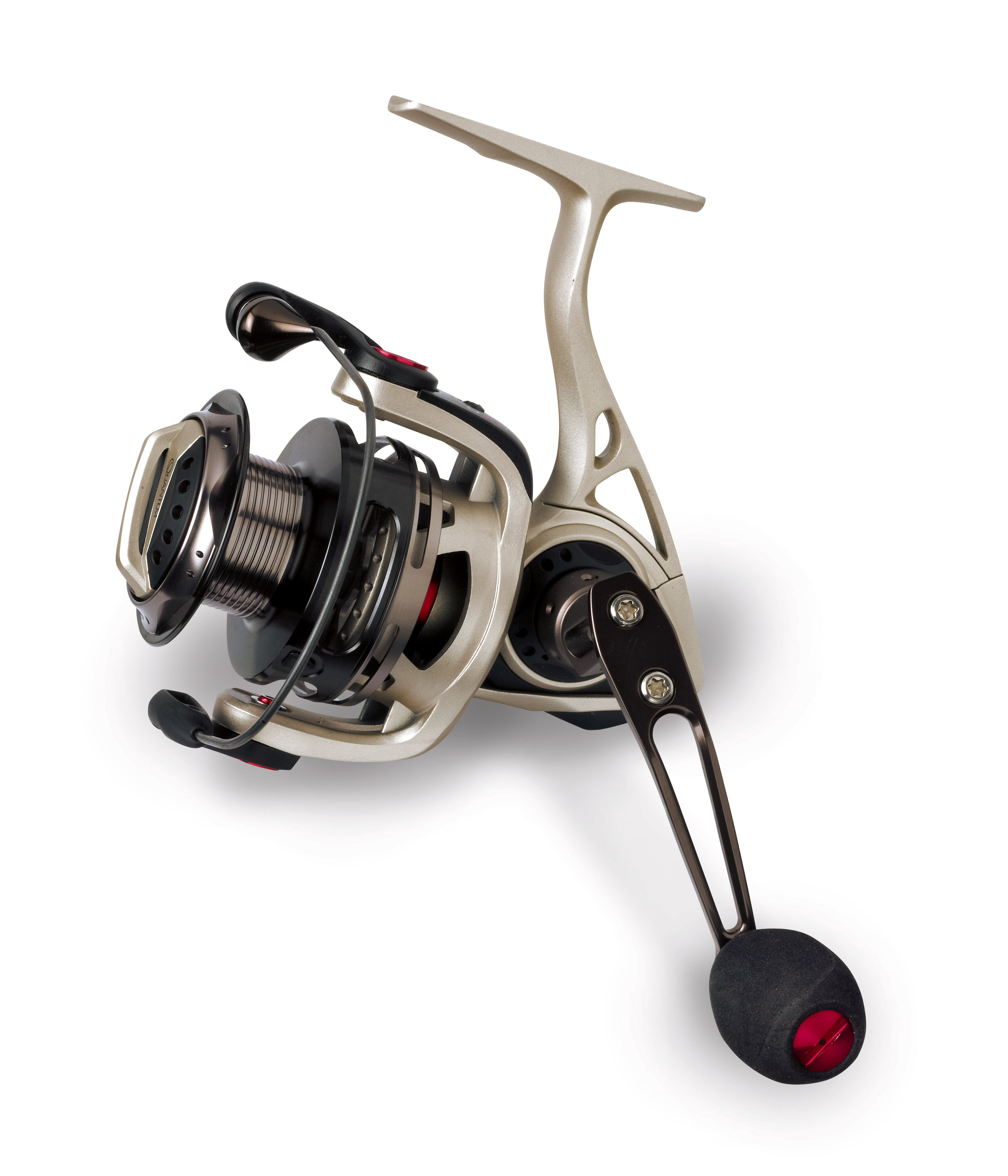 Quantum exo spinning reel glasgow angling centre for Quantum fishing reel