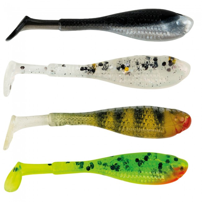 Fox rage micro fry soft lures glasgow angling centre for Micro fishing lures