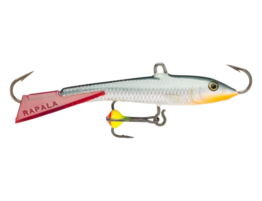 Rapala jigging rap color hook glasgow angling centre for Rapala fishing codes