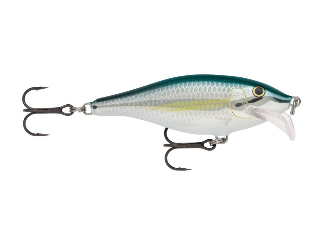 Rapala scatter rap shad deep 7cm glasgow angling centre for Rapala fishing codes