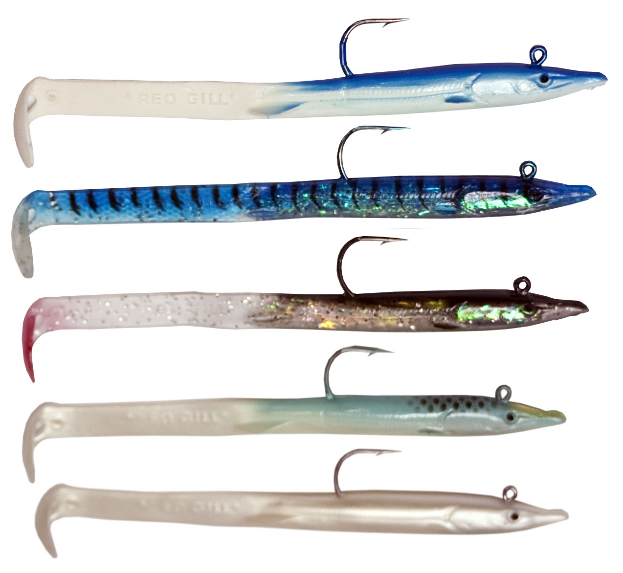 Red gill evolution bass lure assortment glasgow angling for Bass fishing lures