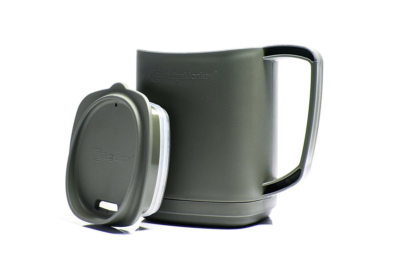 Ridge Monkey Thermo Mug Gunmetal Grey