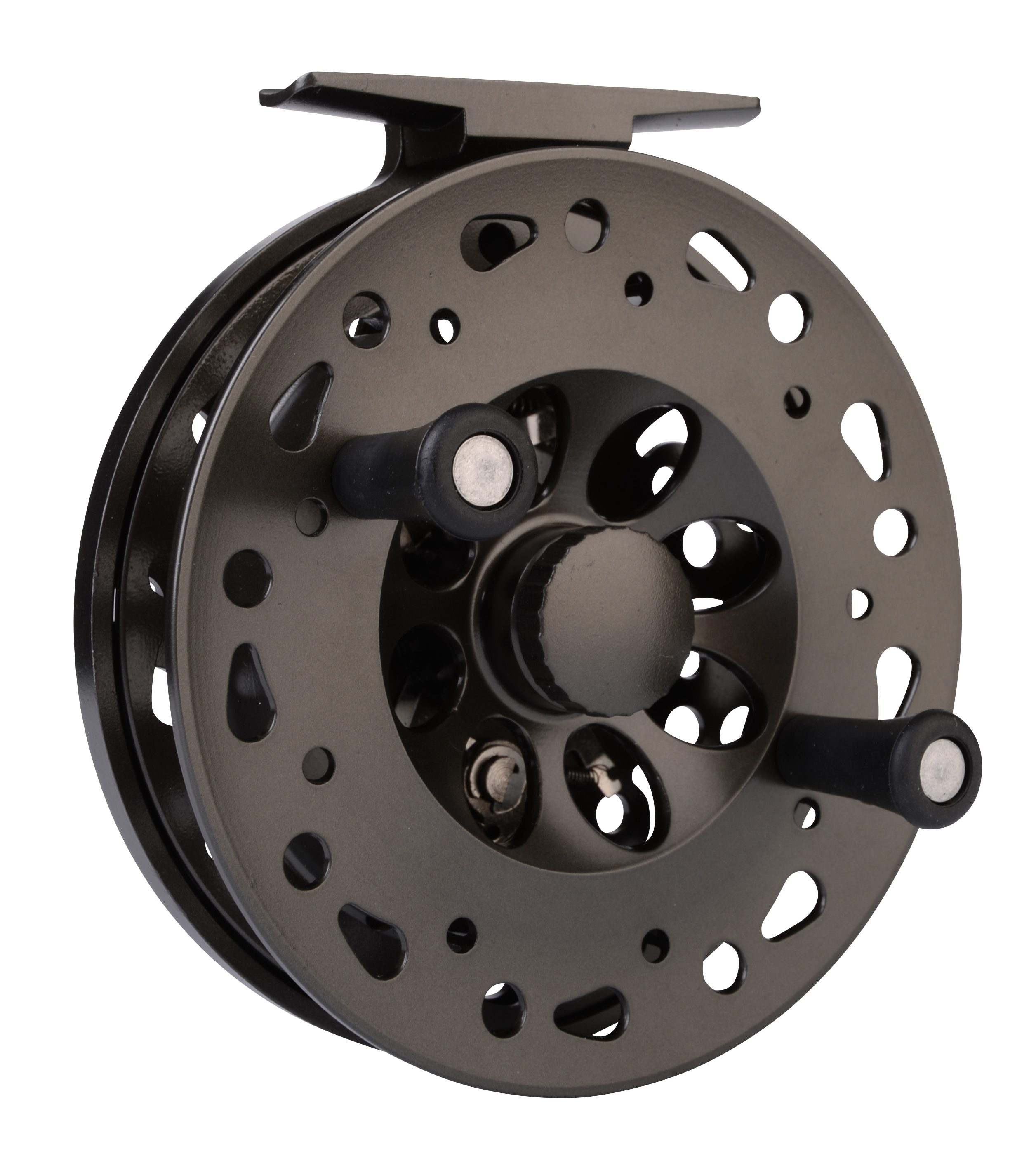 Ron thompson center pin 110mm diameter glasgow angling for Center pin fishing