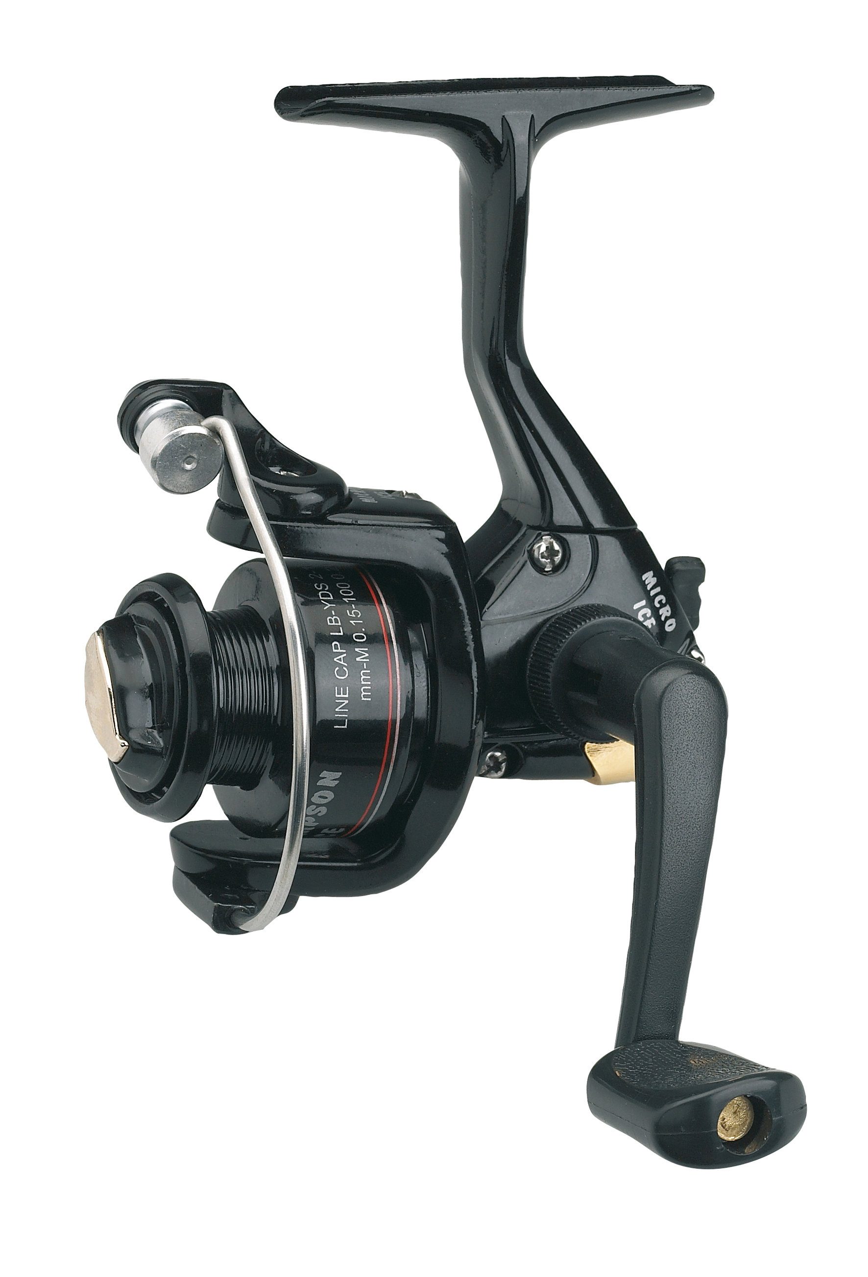 Ron thompson micro ice reel glasgow angling centre for Micro fishing reel