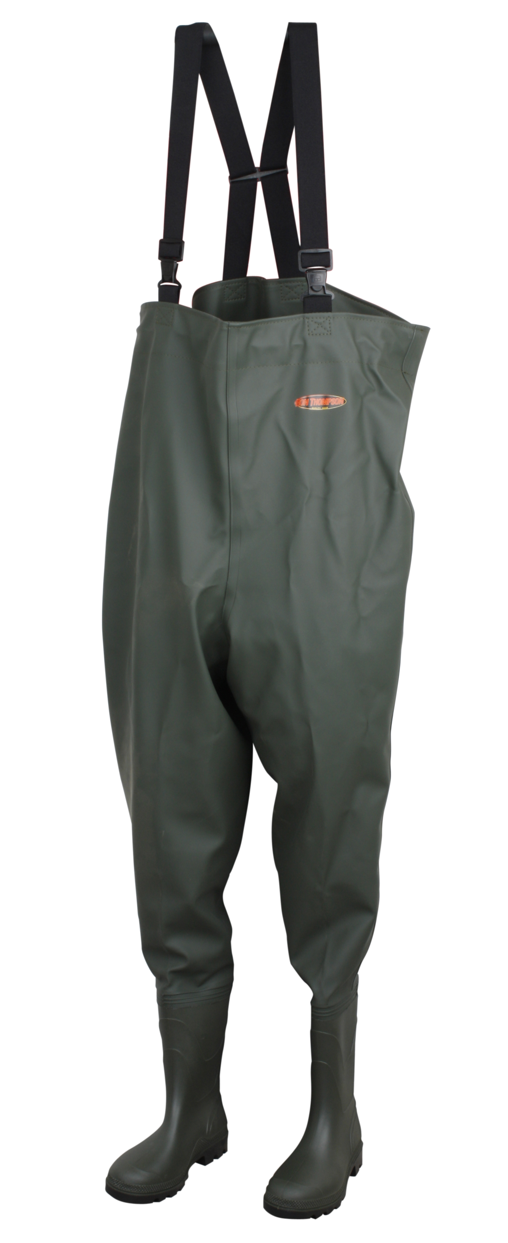 Ron thompson ontario chest waders glasgow angling centre for Best fly fishing waders