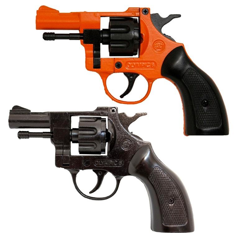22 Revolver Starter Pistol