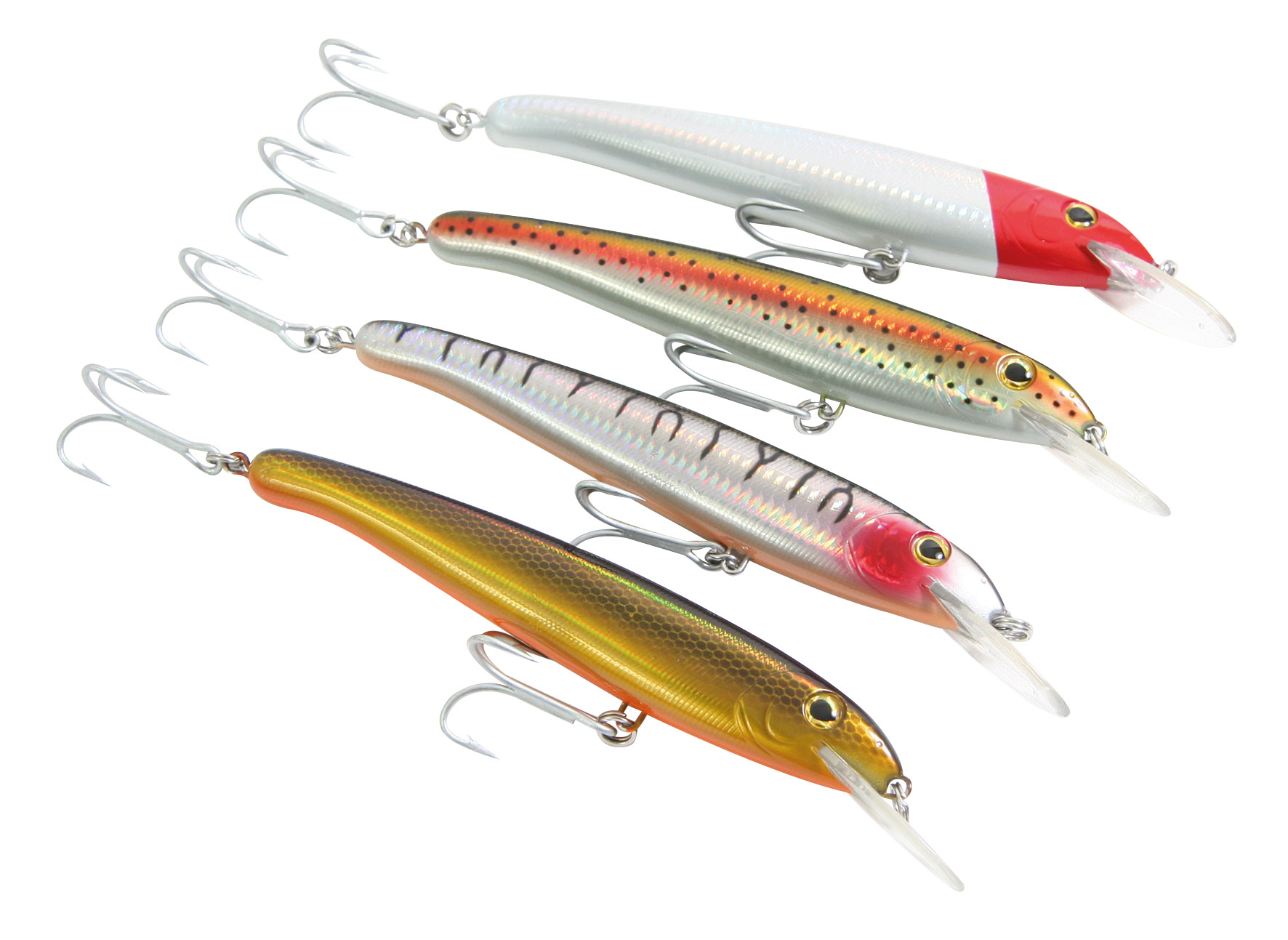 Rovex pike runner lures glasgow angling centre for Pike ice fishing lures