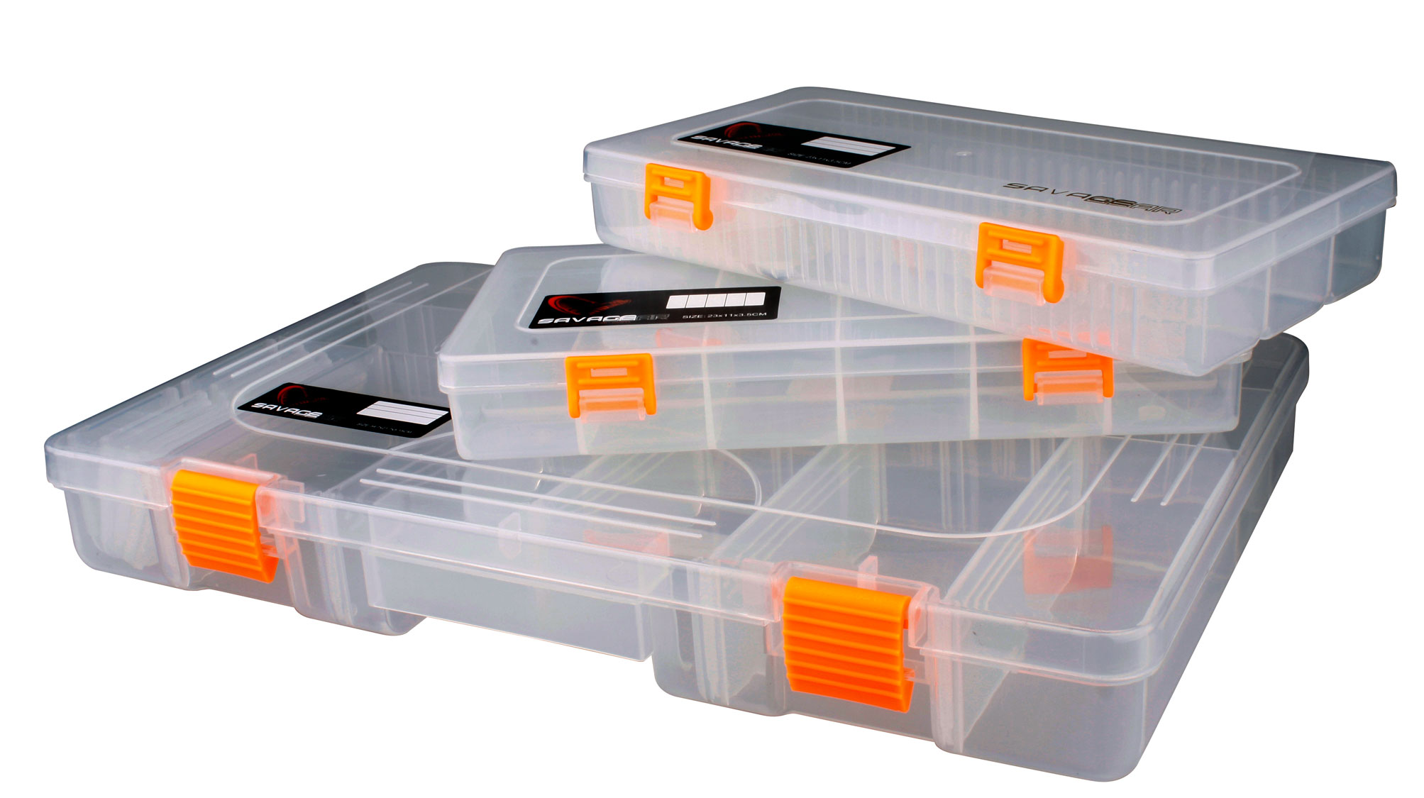 Savage gear big lure boxes glasgow angling centre for Large tackle boxes for fishing